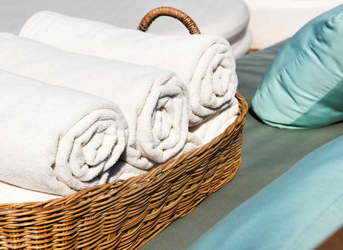 This Is Why You Should Change Your Bath Towels This Spring